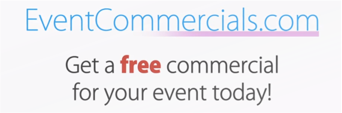 Event commercials Post Video Ad To Be Removed Picture